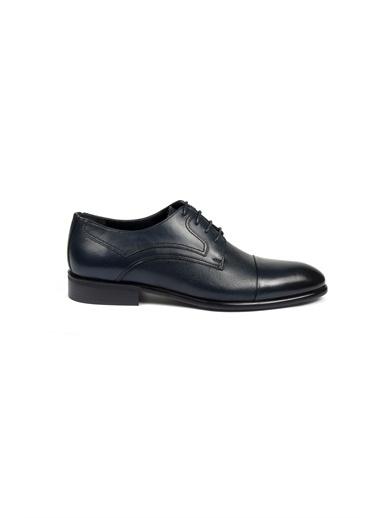 Hatemoğlu Deri Klasik Ayakkabı Lacivert